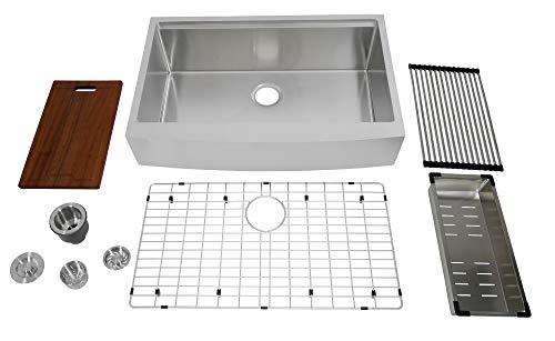Auric Retrofit Farmhouse Kitchen Sink