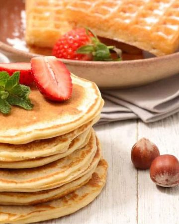 Difference Between Pancake Batter and Waffle Batter