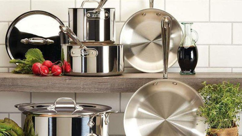 What Types of Cookwares Are Safe for Health