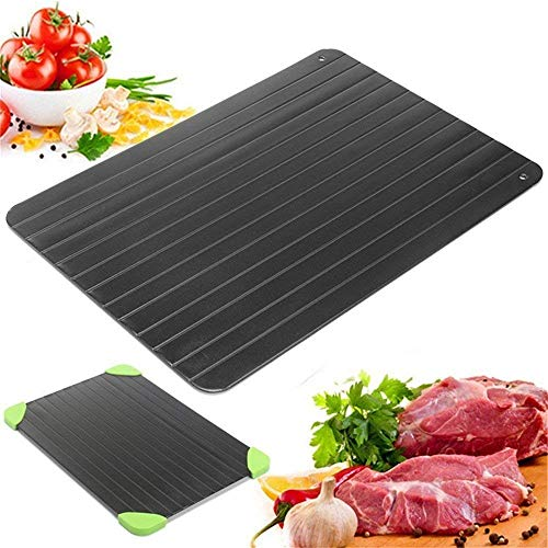 Fast Defrosting Tray for Frozen Food Thawing Plate