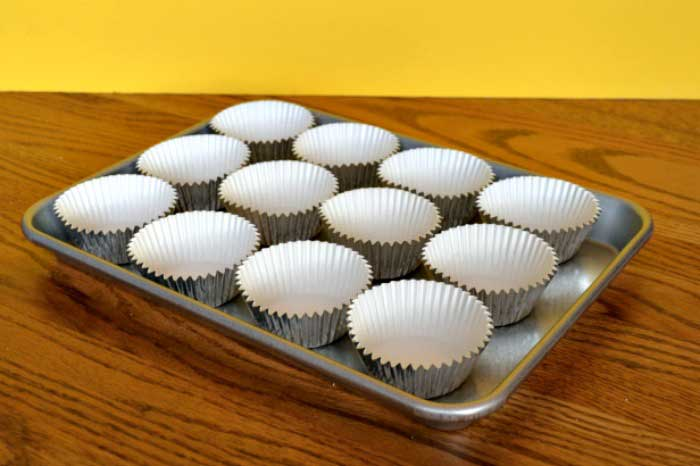 Make Muffins with a Muffin Pan