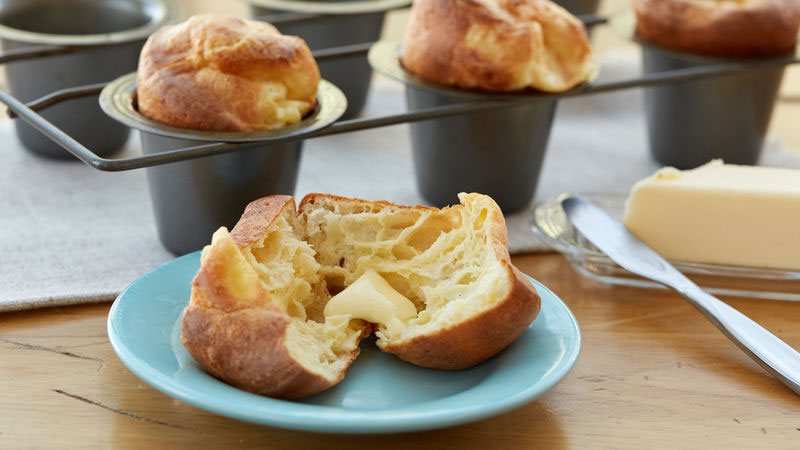 How Do You Get Popovers to Rise