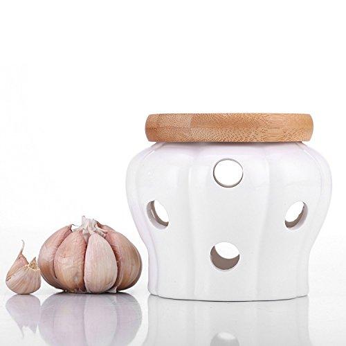 Vinkoe Kitchen Garlic Keeper