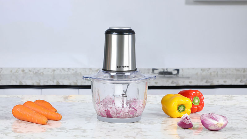 What Can You Do With a Food Chopper