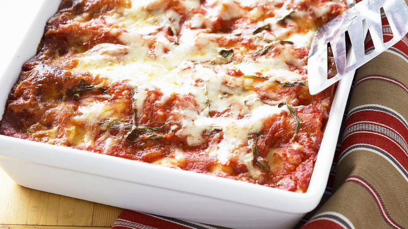 What Size Pan Is Best for Lasagna