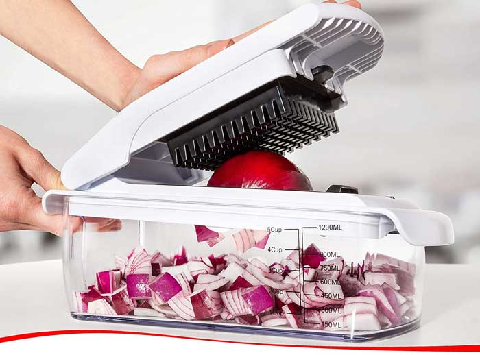 Vegetable Dicers and Choppers