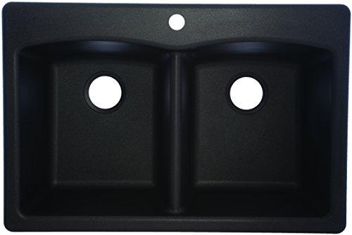 Franke Sink 33-inch x 22-inch x 9-inch deep, Onyx