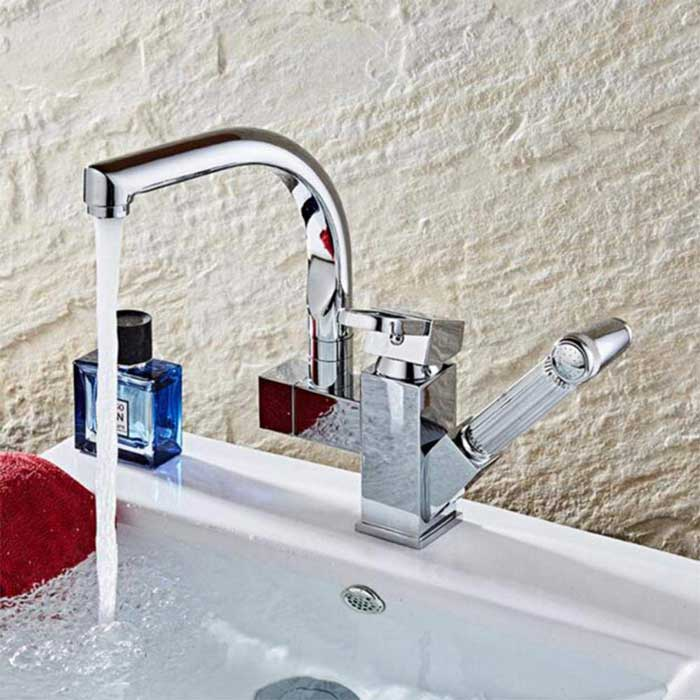 Quality of Water: Bathroom Faucet vs Kitchen Faucet