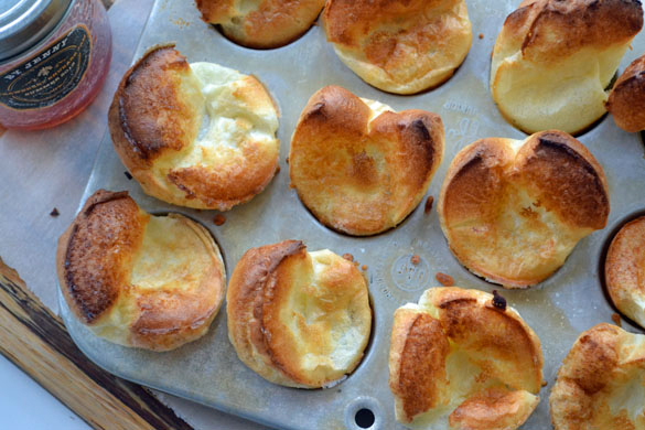 A Muffin Pan Instead of a Popover Pan