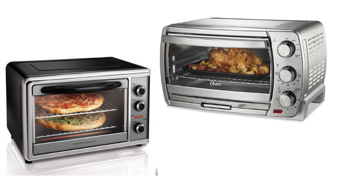 Microwave vs. Convection Oven