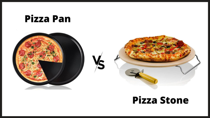 Pizza Stone vs Pizza Pan