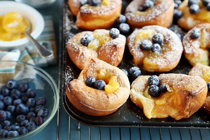 How You Can Use a Muffin Pan Instead of a Popover Pan
