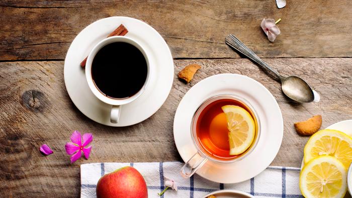 Coffee Stay Hot Longer Than Tea