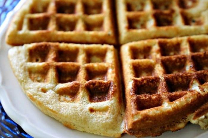 Make Regular Waffles in a Belgian Waffle Maker