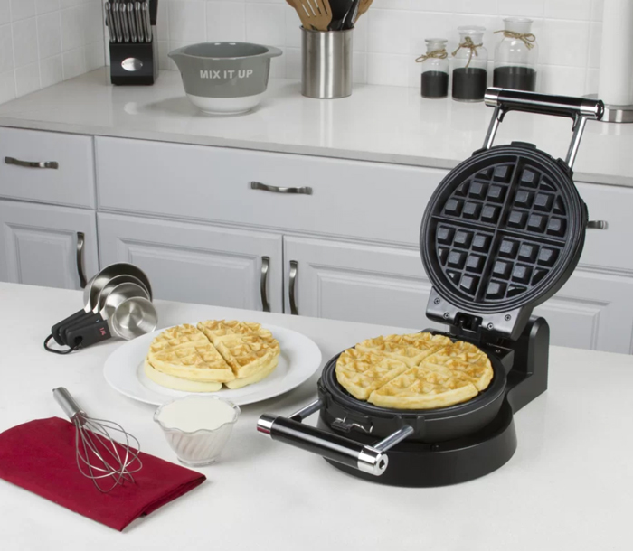 Regular Waffles vs. Belgian Waffles
