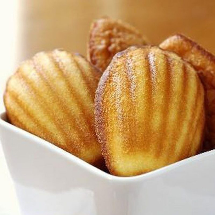 Sea-Shell Shape So Significant for Madeleines
